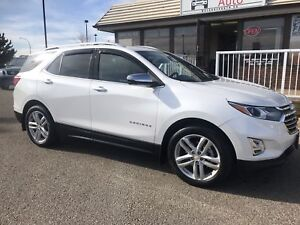2018 Chevrolet Equinox Premier ONE OWNER LOCAL TRADE