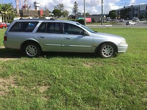 2000 Ford Futura Wagon Woolloongabba Brisbane South West Preview