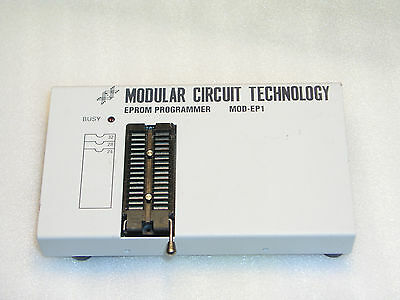 Modular Circuit Technology Usa Eprom Programmer Model-ep1