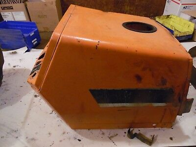 1982 Allis Chalmers 6140 Diesel Farm Tractor Dash Housing