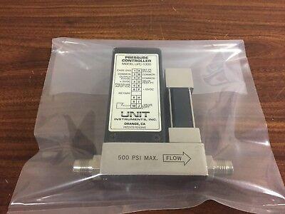 Unit Instruments Ufc-1000 Range 50 Sccm Gas N2 Mass Flow Controllers