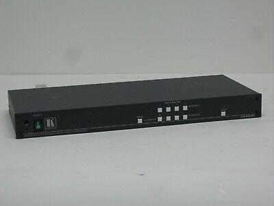KRAMER VS-42HC 4x2 Component Video & Digital Audio Matrix Switcher
