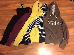 13 Women's Jackets and Sweaters