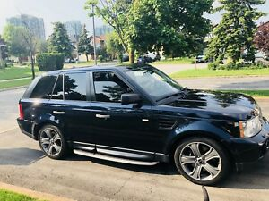 2006 Range Rover Sport Supercharged Land Rover