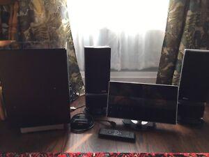 Philips DVD Surround sound