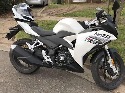 Moto 3 Braaap