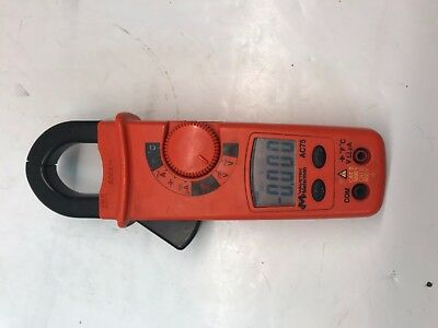 Wavetek Meterman Clamp Meter Ac75