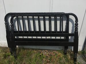 3/4 spool bed frame