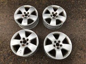 """5x100 15"""" Volkswagen Wherls"""