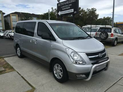 2009 Hyundai iMAX Wagon- Turbo Diesel - 8 Seaters/ Great Family Labrador Gold Coast City Preview