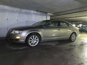 Audi A6 3.2L V6 Quattro 2005