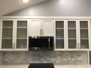 Kitchen cabinet and bath vanity