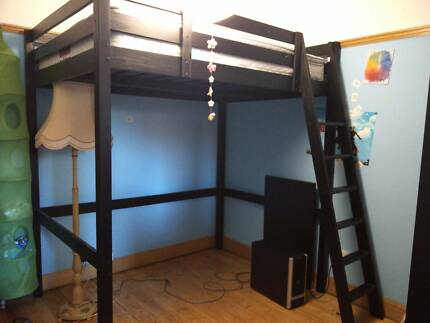 IKEA Stora Loft Bed (Double) ON HOLD