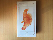 iPhone 6s Plus 128Gb BRAND NEW Sealed, Unlocked, Receipt East Victoria Park Victoria Park Area Preview