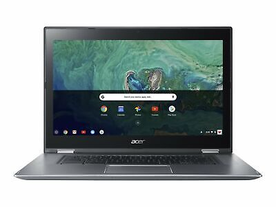 "Acer Spin 15 CP315 Intel Quad Core 4GB 32GB 15.6"" FHD Touch 2-in-1 Chromebook"
