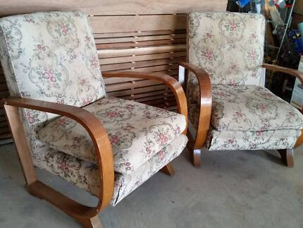 Arm Chairs Vintage