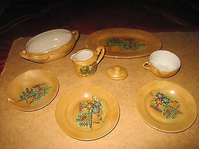 Children's Tea Set..Pcs. Only-not a set..Made in Japan..Good Cond...