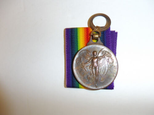 0303 WW 1 WW I Victory Medal Greece Greek R17D