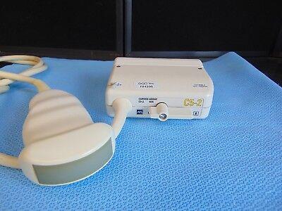 Atl C5-2 Curved Array Ultrasound Transducer Probe Rh396gx