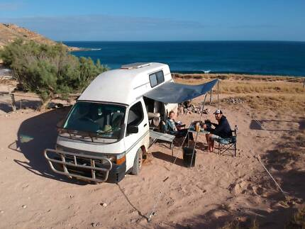 1998 Toyota Hiace Hi-Top Campervan - RELIABLE & SELF SUSTAINABLE Sydney City Inner Sydney Preview