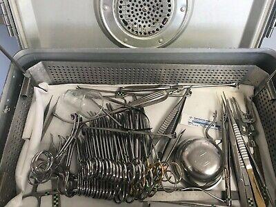 Av Fistula Medical Surgical Instrument Tray