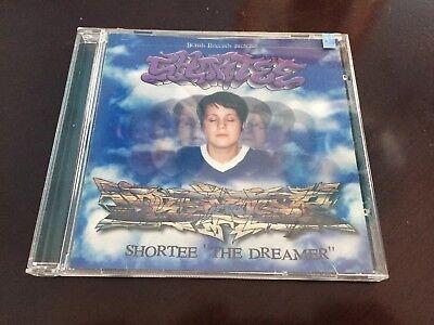 Shortee - The Dreamer CD DJ Turntablism Scratch Scratching Bomb Hip-Hop Records
