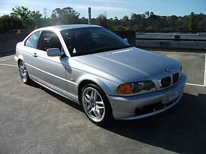 1999 BMW 3 Coupe Ringwood Maroondah Area Preview