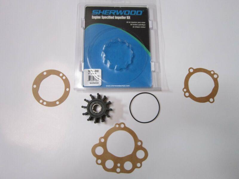 Sherwood Neoprene Impeller Kit (2-1/4-Inch Diameter 25/32-Inch Width)