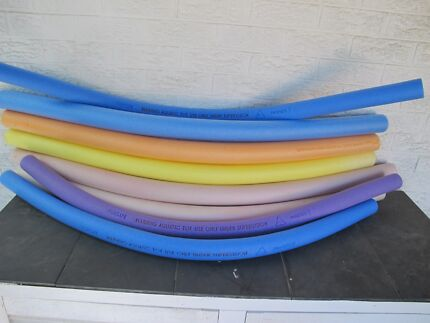 Swimming Pool Noodles and Clark Noodle Seats