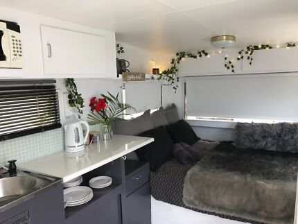 Gorgeous Refurbished Luxury Caravans for sale - WITH TOILETS ;)