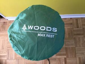 Woods max rest camping pad