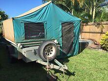 Camper trailer - camper treker Cairns Cairns City Preview