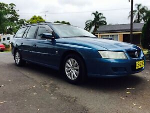 2004 HOLDEN COMMODORE VZ ACCLAIM AUTO WAGON LONG REGO