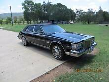 1983/4 Cadillac Seville Elegance Roadster Ipswich City Preview