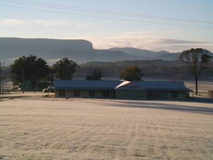 4br house, 1br Granny flat, and 160acres of Land Capertee Lithgow Area Preview