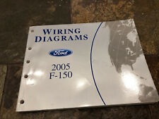 2005 Ford F-150 Wiring Diagrams Electrical Service Manual ...