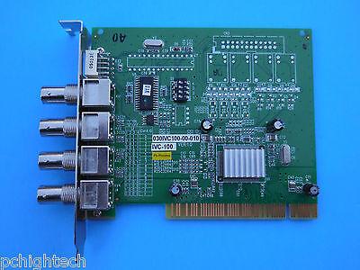 IVC-100-00-010 4 Channel Composite PCI Video Capture DVR Card 4 Channel Video Capture