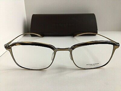 New Oliver Peoples OV 1107T  5124 AG/Coco Toulch 49mm Eyeglasses Frame Japan