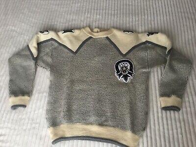 Kansai Yamamoto sweater Smooth Riding Collection