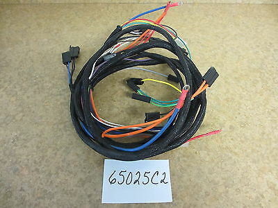international wiring harness international international 574 gas main wiring harness serial 4241 114908 ih on international 574 wiring harness
