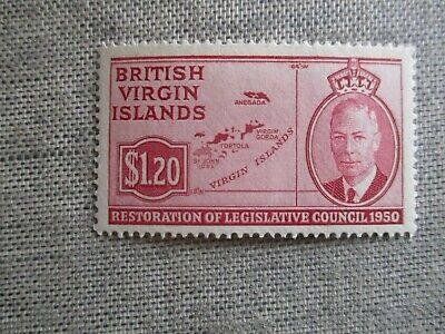 Virgin Islands, Scott#101, MNH