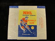 Topps Hockey Wrapper