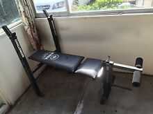 Weight bench Swansea Lake Macquarie Area Preview