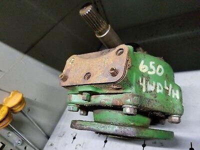 Ch14648 Ch14689 John Deere 650 4wd Left Hand Hub