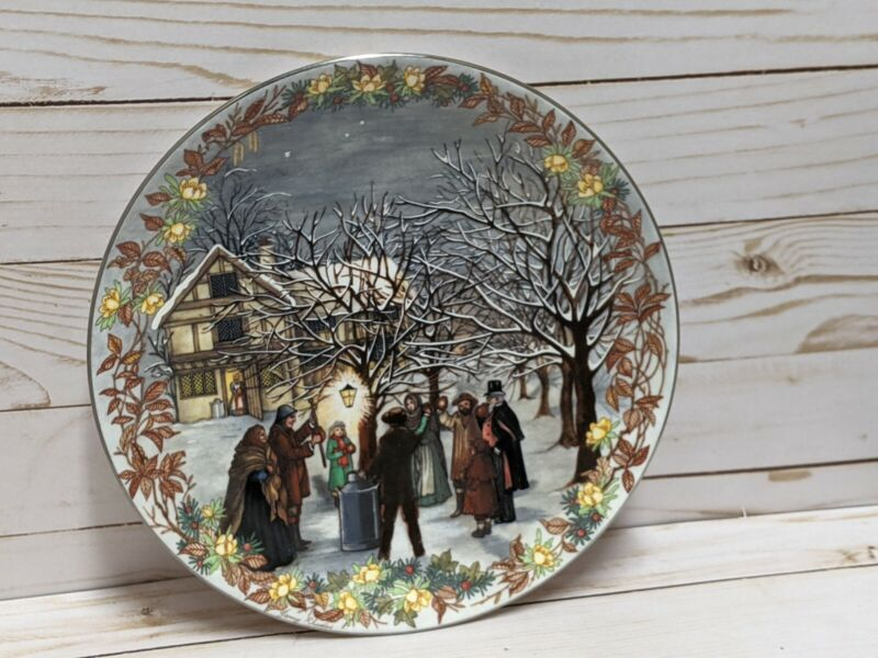 Wedgwood January Twelfth Night Feasts & Festivals Collector Plate