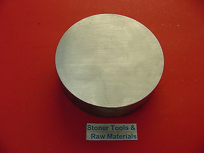 6 Aluminum 6061 Round Rod 2 Long T6511 Solid Extruded Lathe Bar Stock