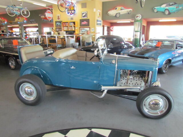 Ford : Model A Roadster 1931 ford roadster steel flathead vintage hot rod style rumble seat