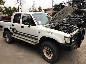 Toyota Hilux LN111R DUAL CAB 4WD NOW WRECKING 092000 Kingswood Penrith Area Preview