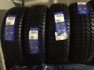4 new P185/70/14 88H Snow Tires - this week only