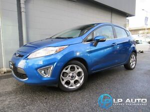 2011 Ford Fiesta SES! Loaded! Easy Approvals!
